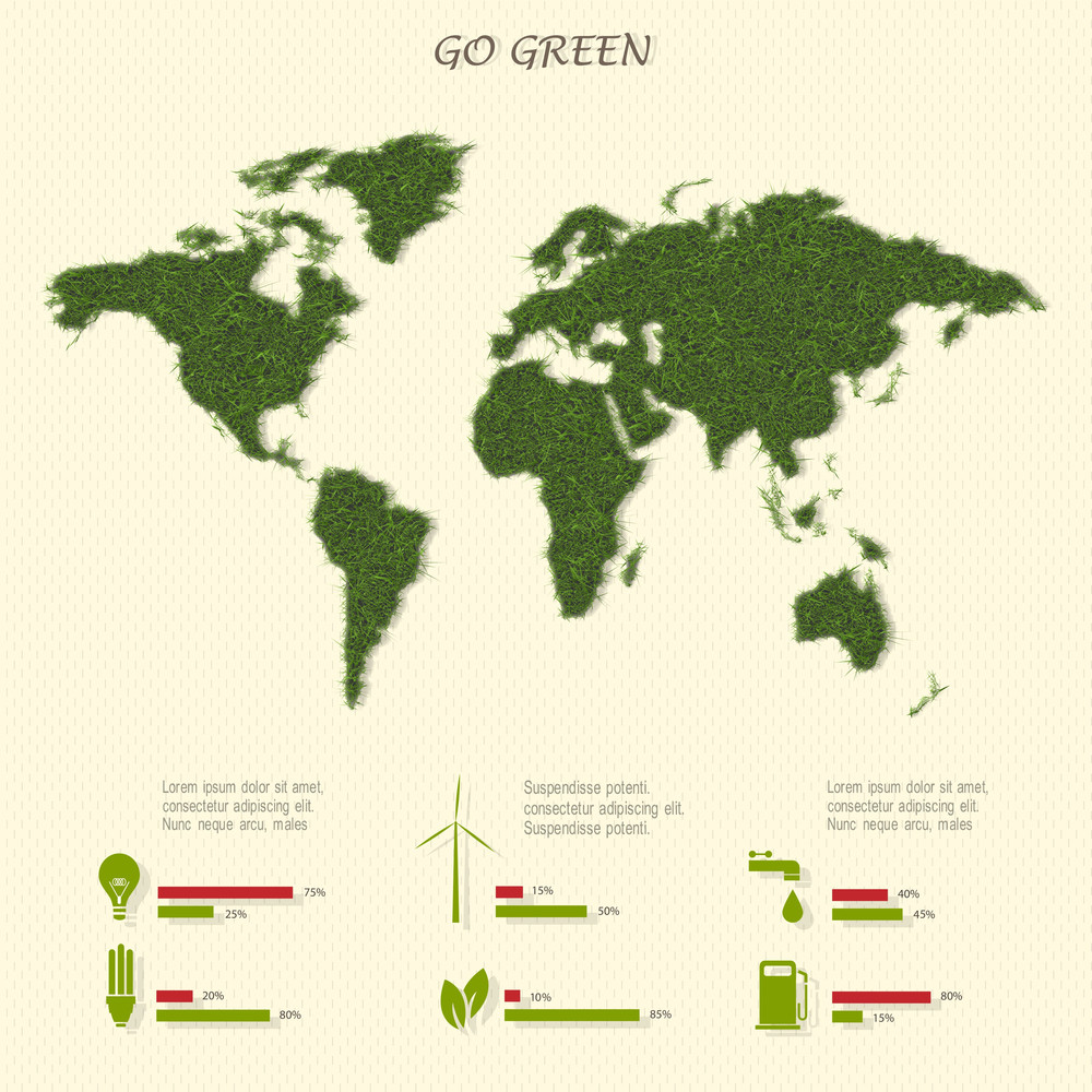 Green Energy Infographic
