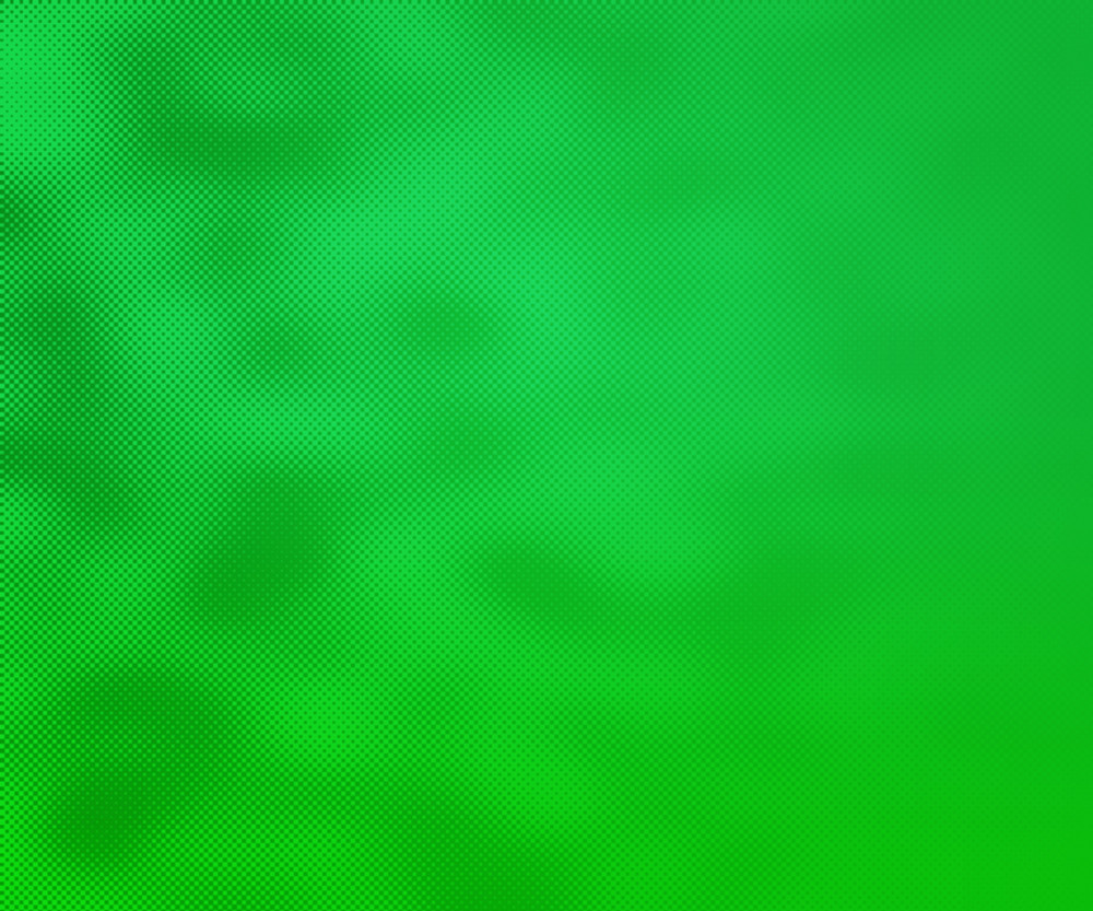Green Halftone Texture