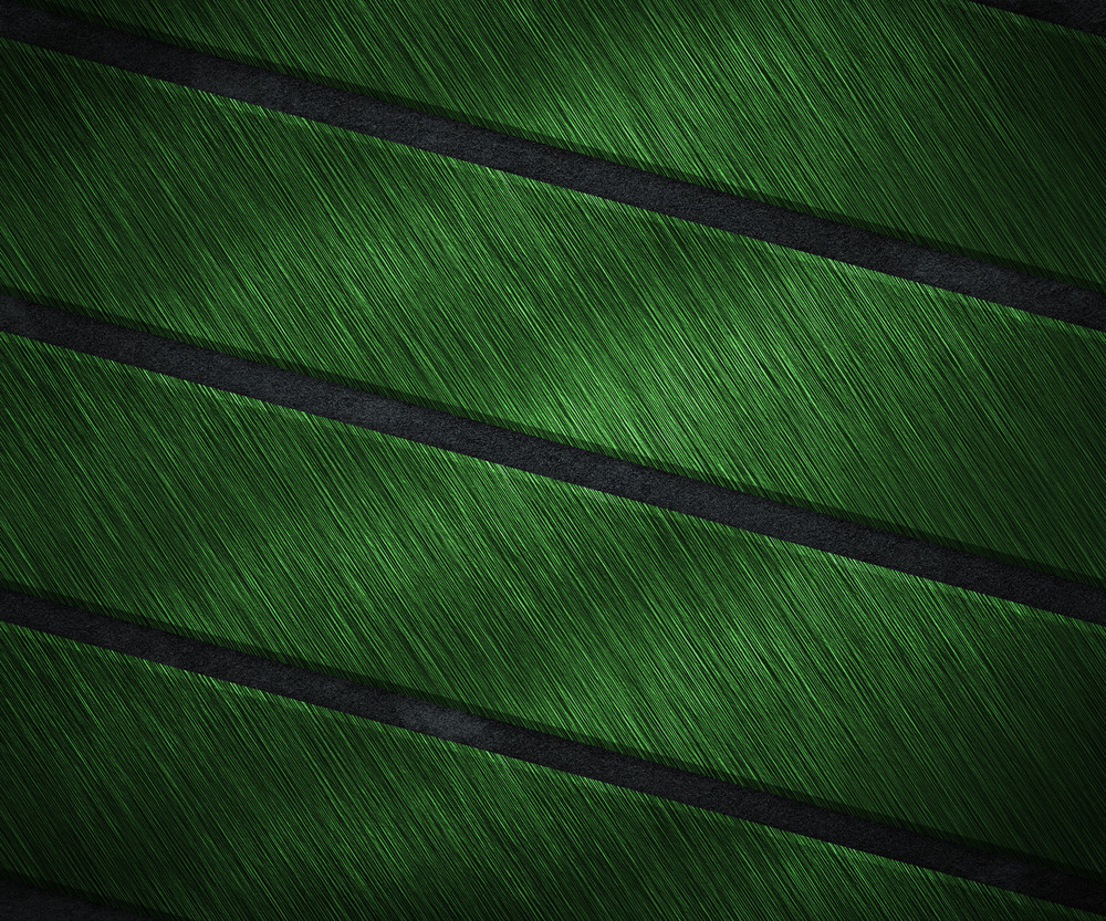Green Metal Strips Texture