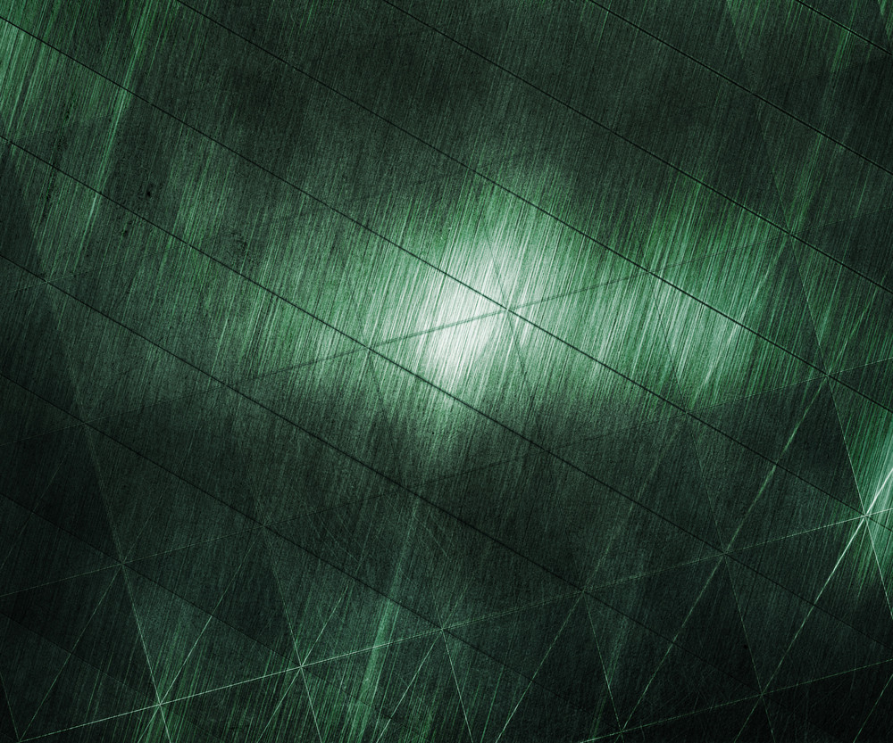 Green Metallic Texture