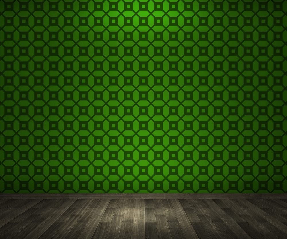 Green Room Background