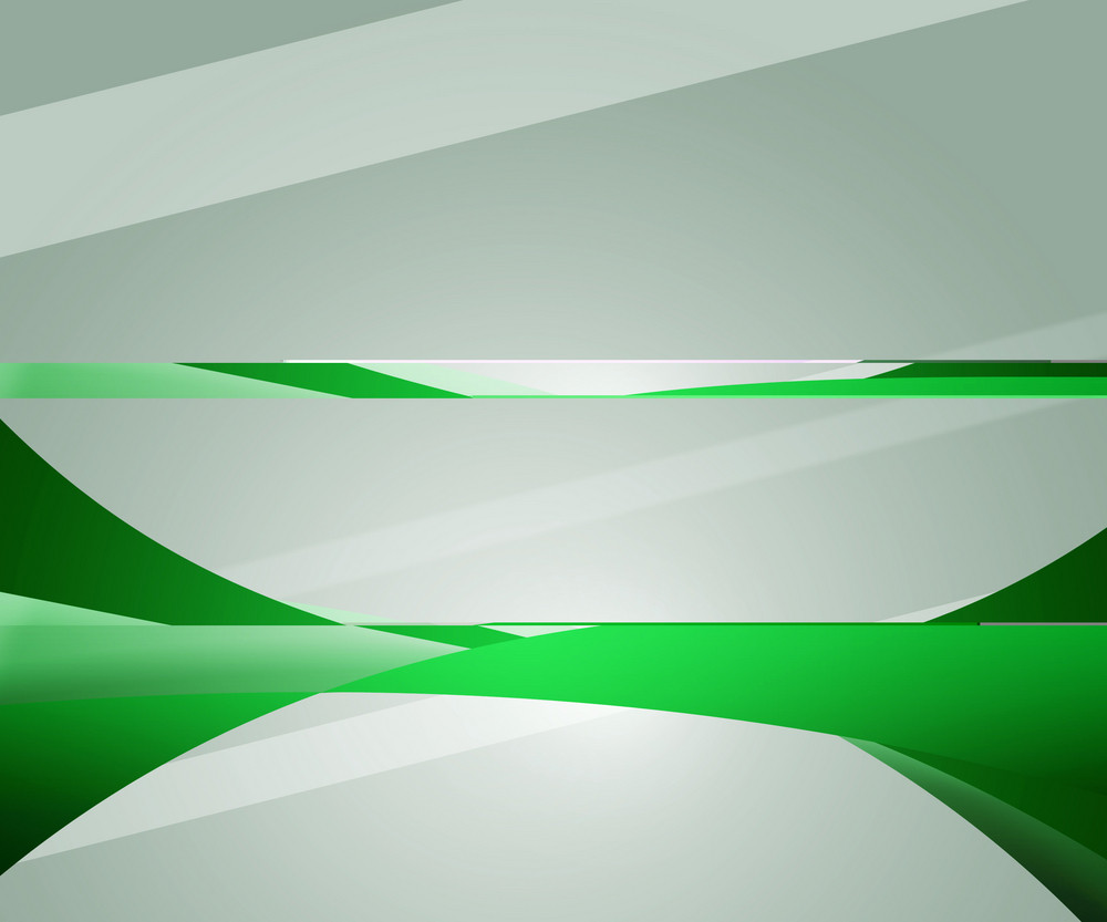 Green Simple Abstract Background