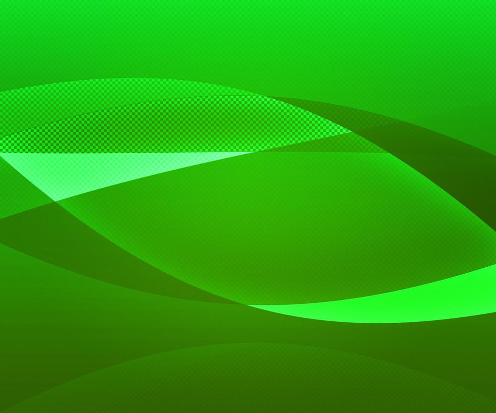 Green Simple Backdrop