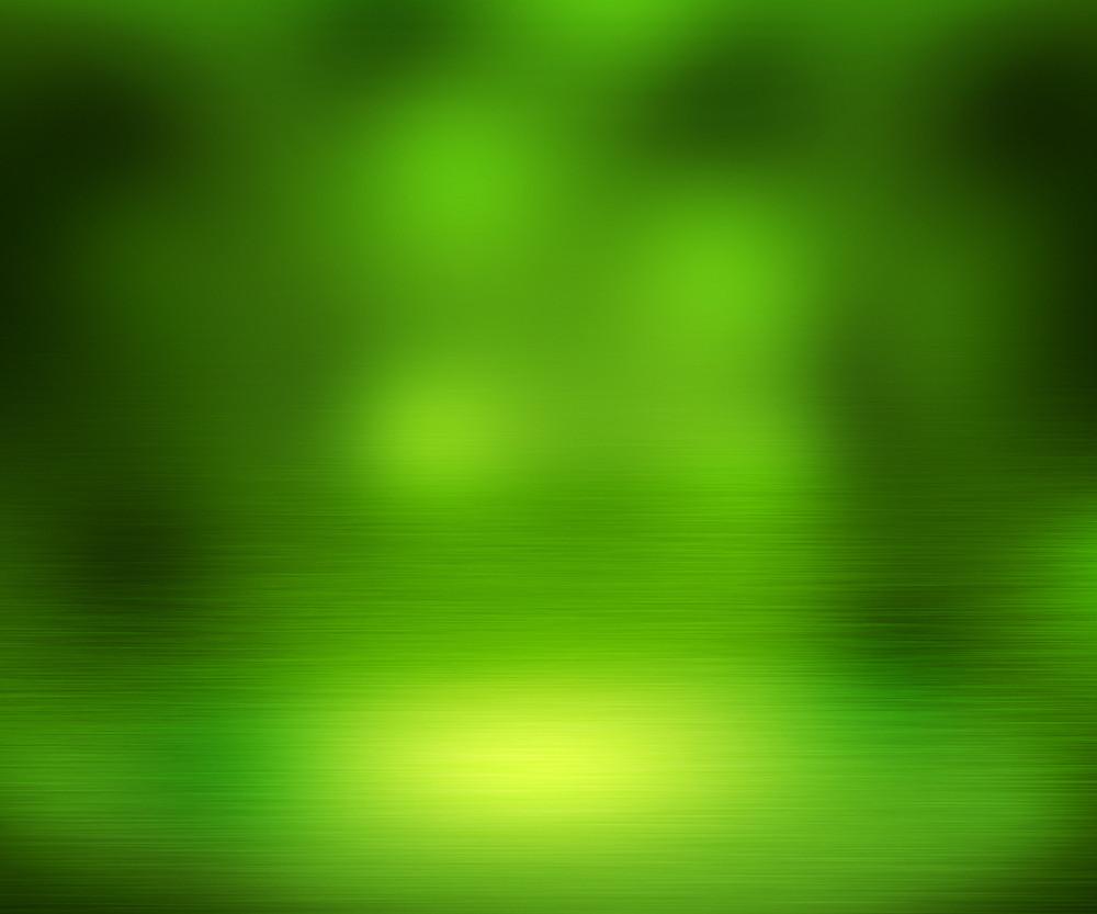 Green Spotlight Background