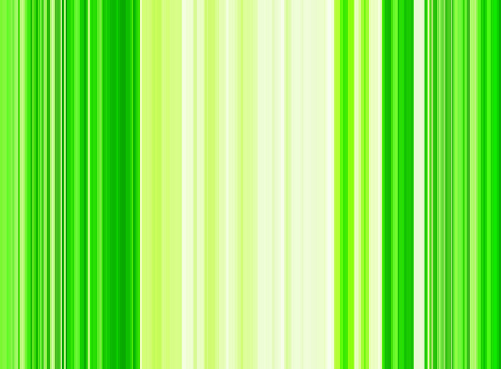 Green Striped Design Pattern
