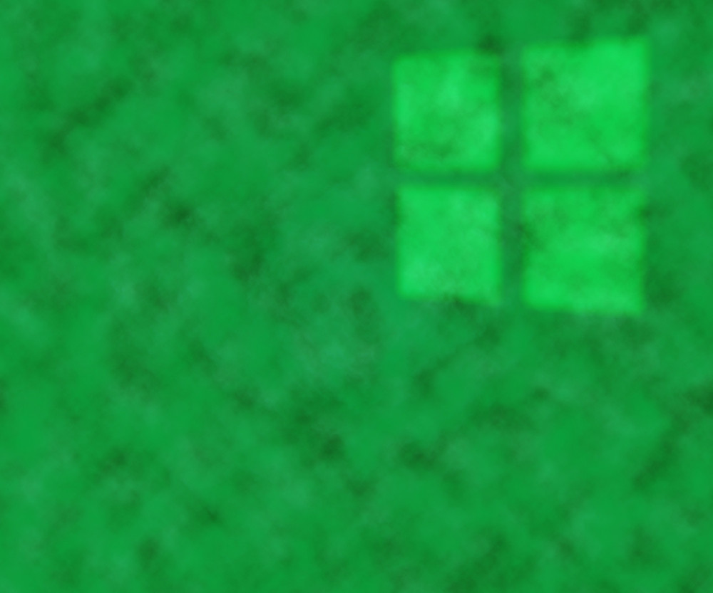 Green Studio Photo Backdrop