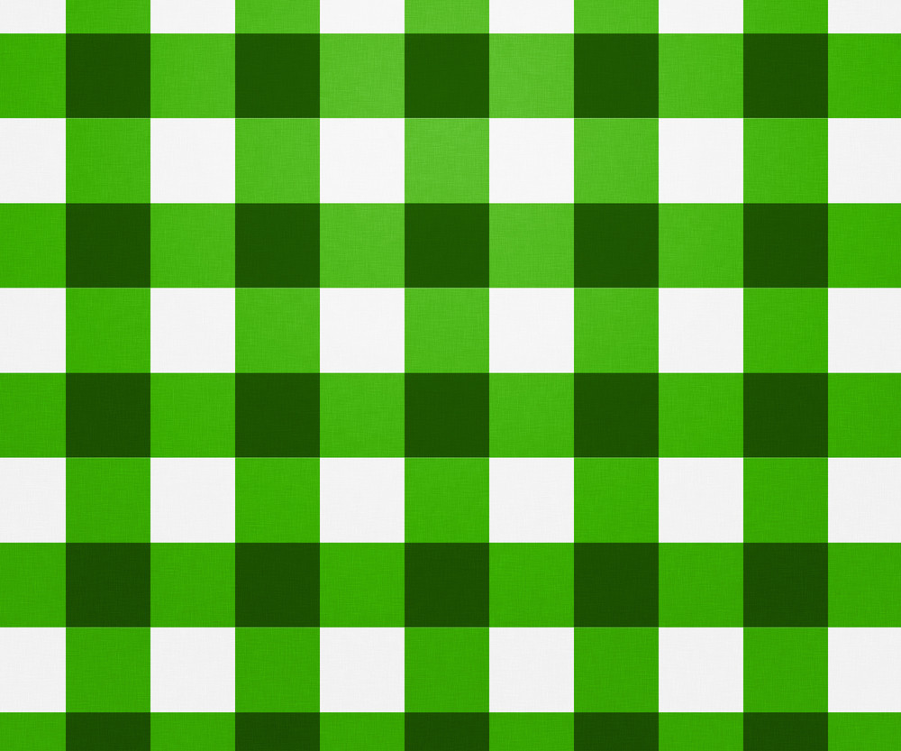 Green Tablecloth Texture