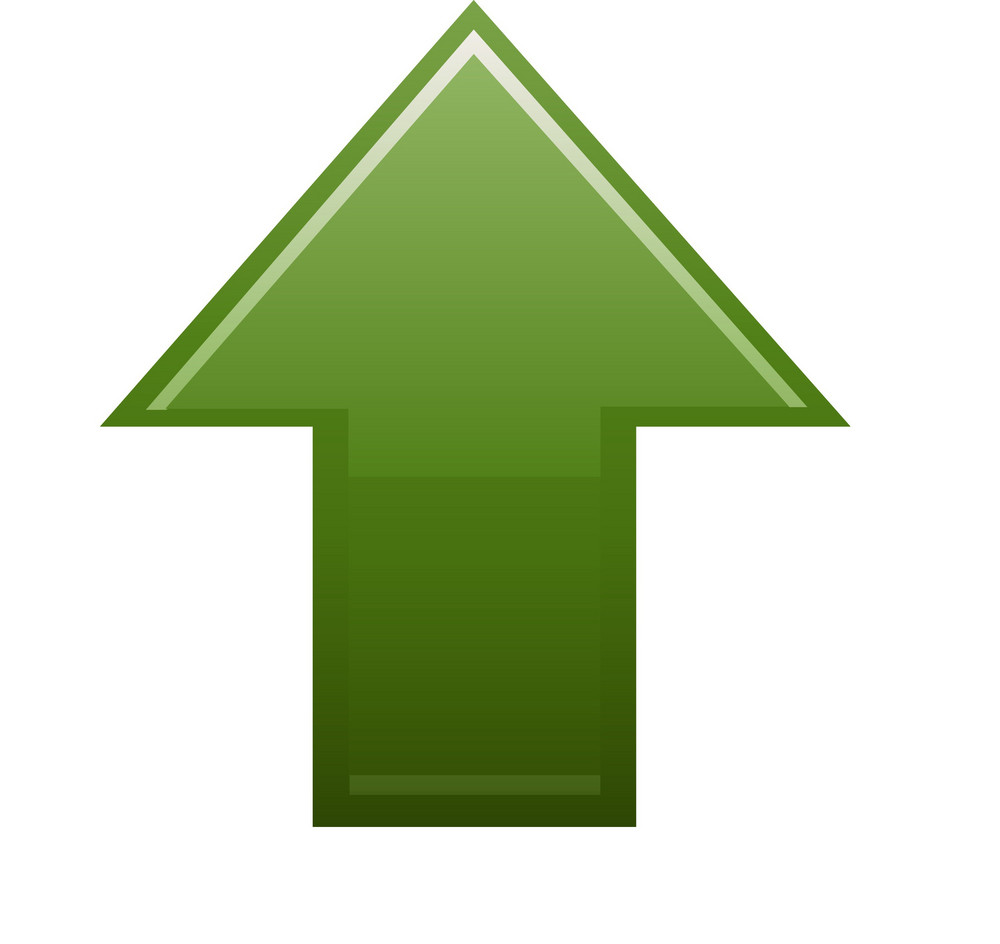 Green Up Arrow