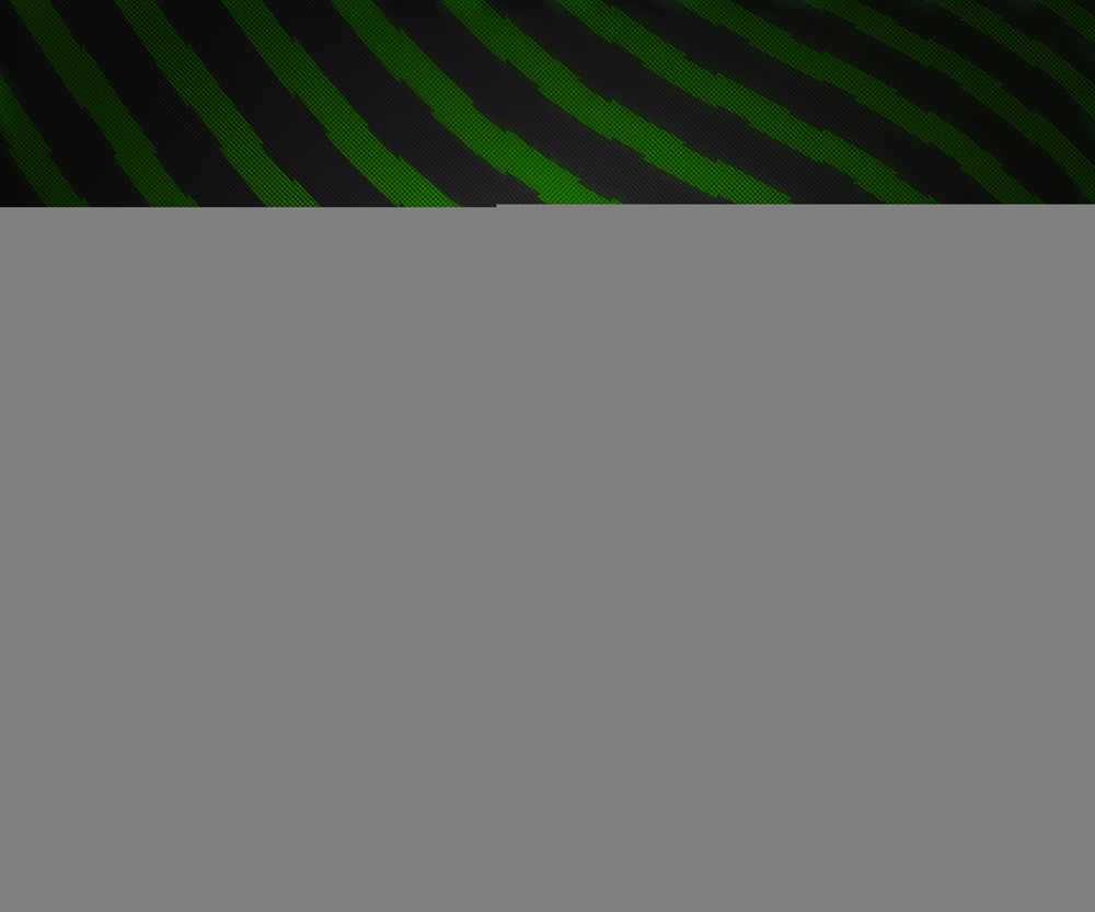 Green Urban Striped Background
