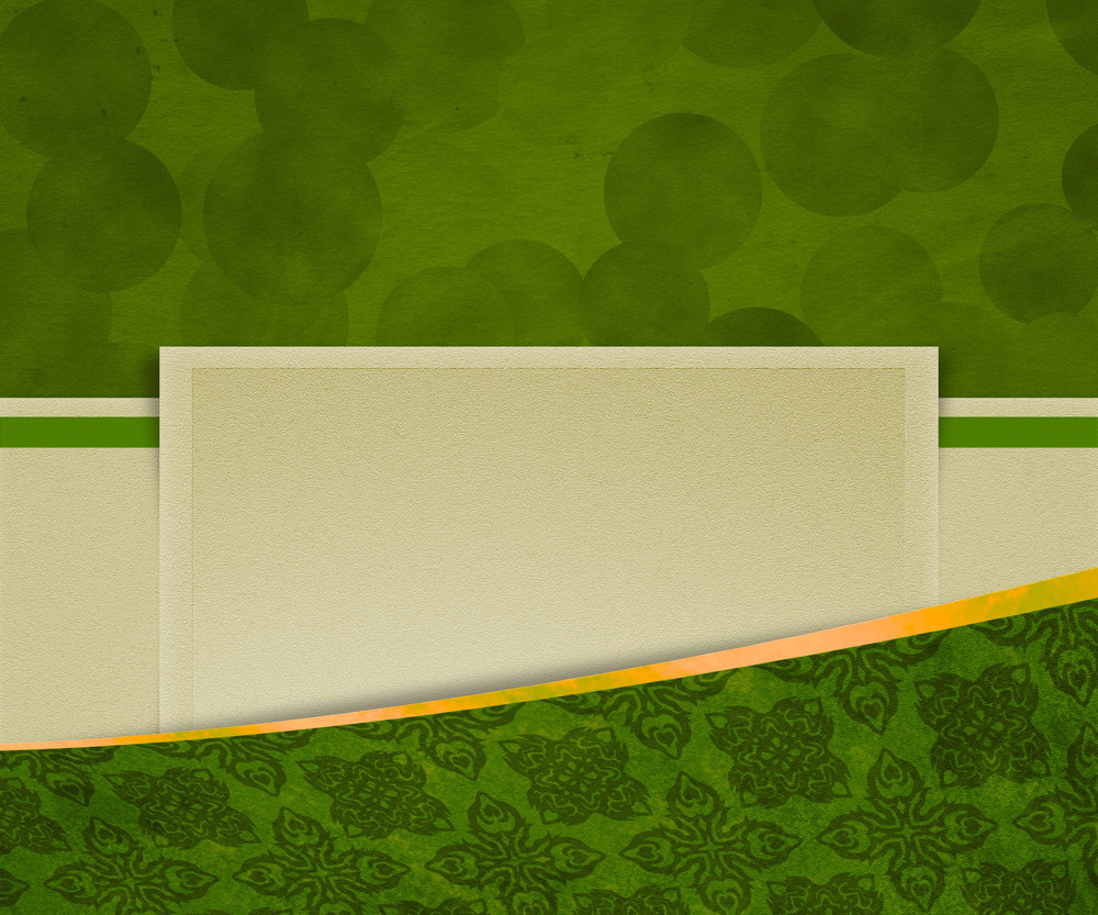 Green Vintage Exclusive Background