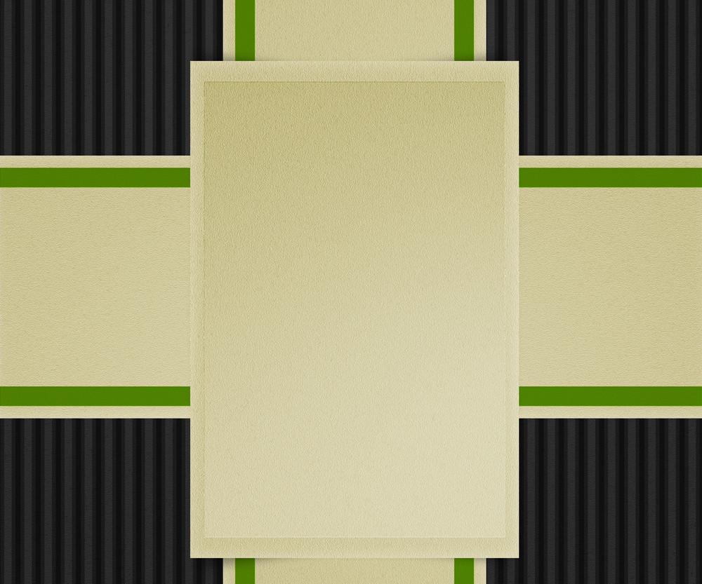 Green Vintage Exclusive Dark Background