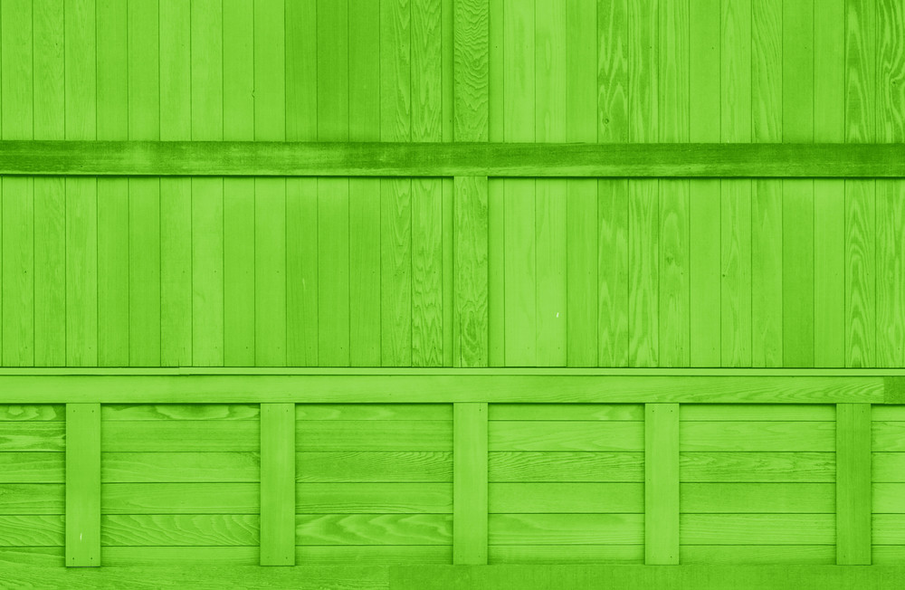 Green Wood Pattern Texture