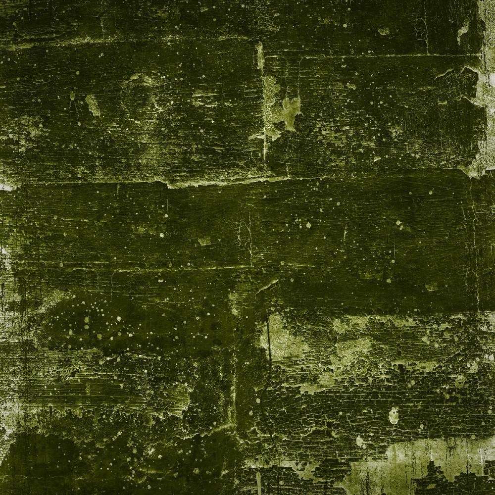 Greenish Grunge Background