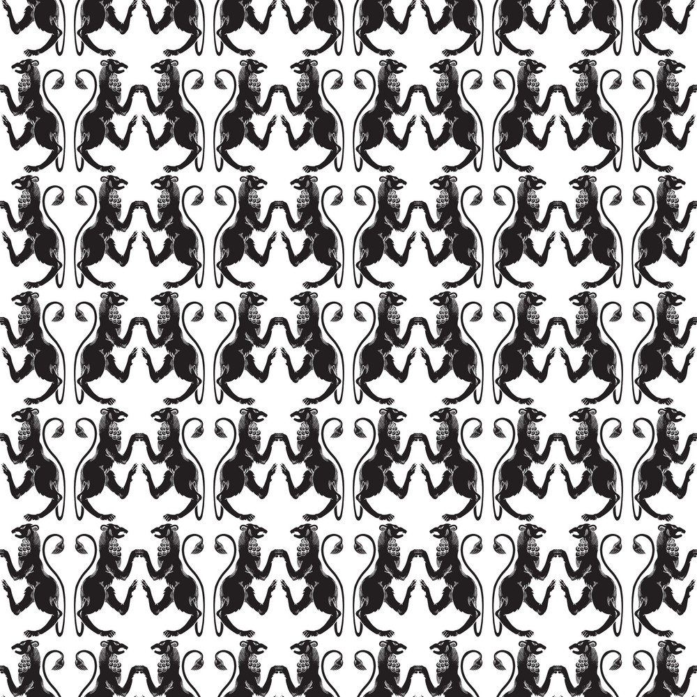 Griffin Seamlles Pattern