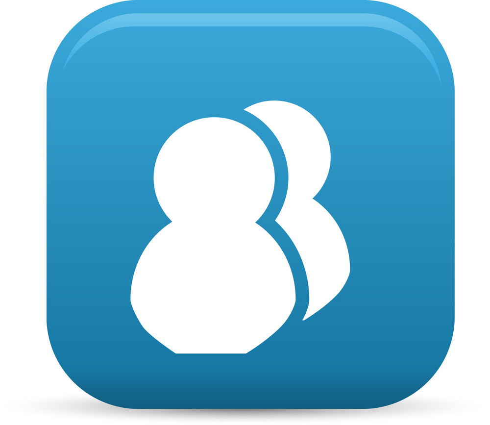 Groups Elements Lite Icon