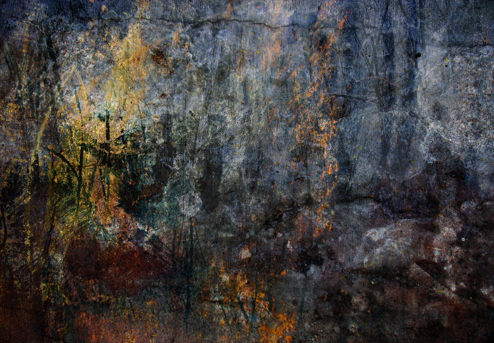 Grunge Abstract Colored 4 Texture