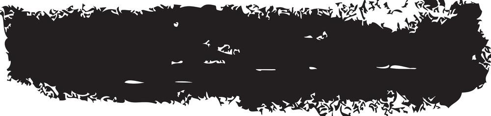 Grunge-chaos Vector Element