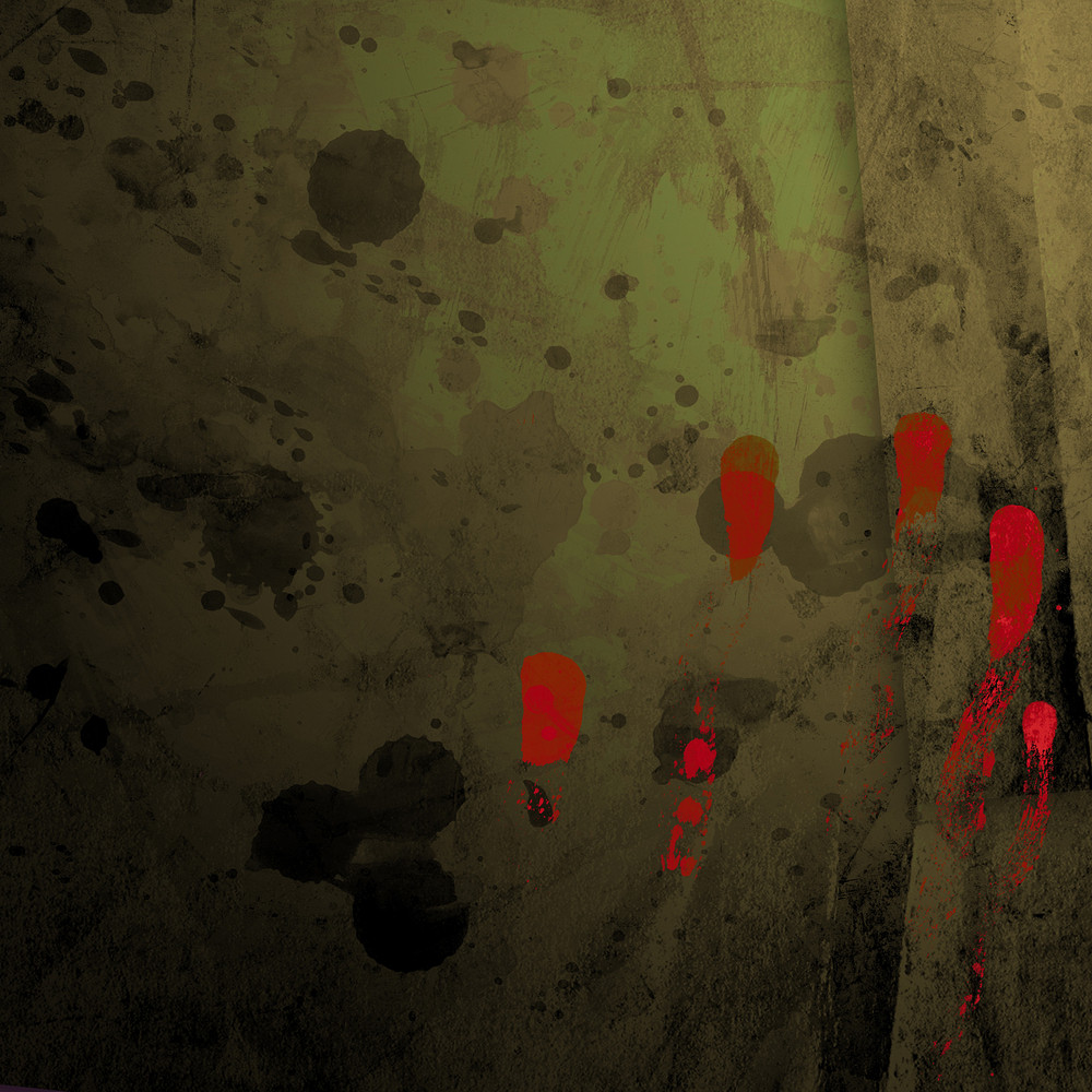 Grunge Crime Background