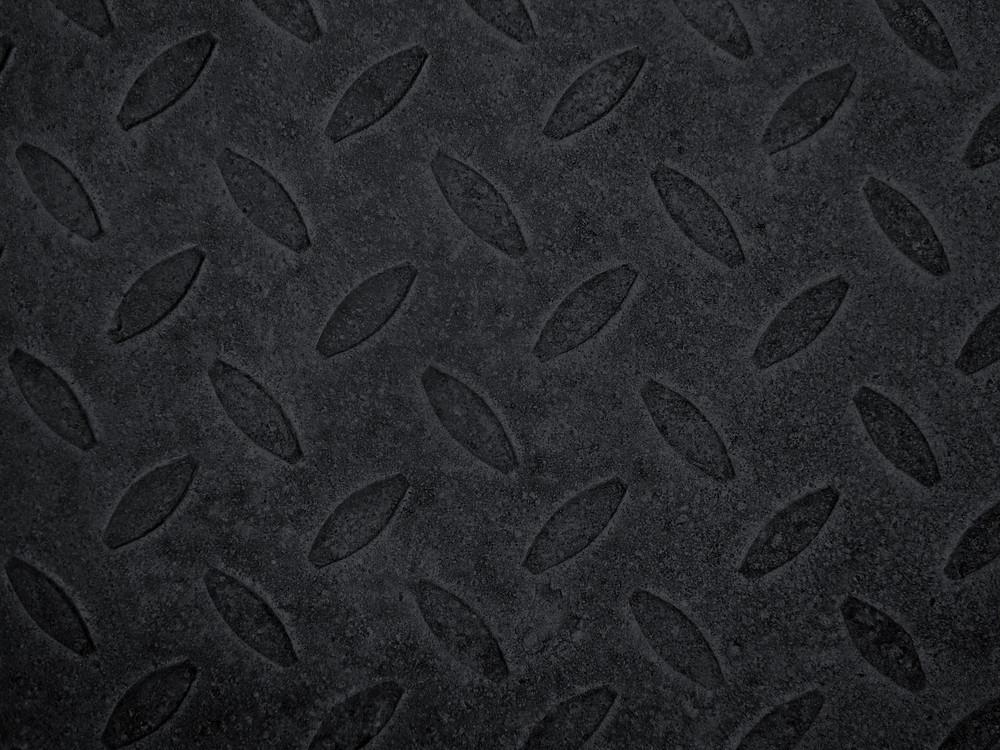 Grunge Diamond Metallic Background