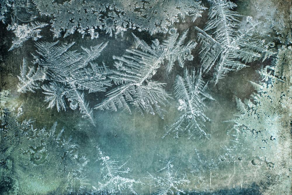 Grunge Frost 5 Texture