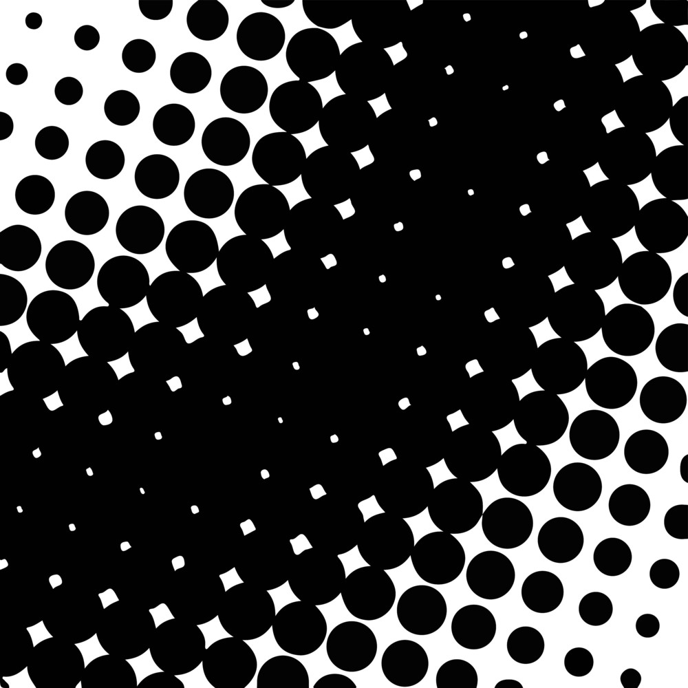 Grunge Halftone Background