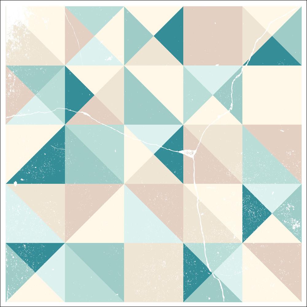 Grunge Mosaic Background