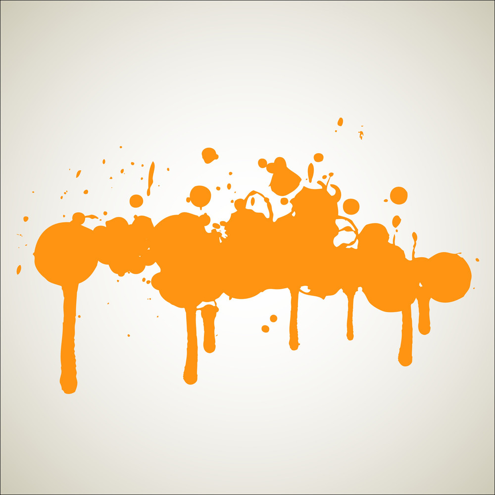 Grunge Paint Stains