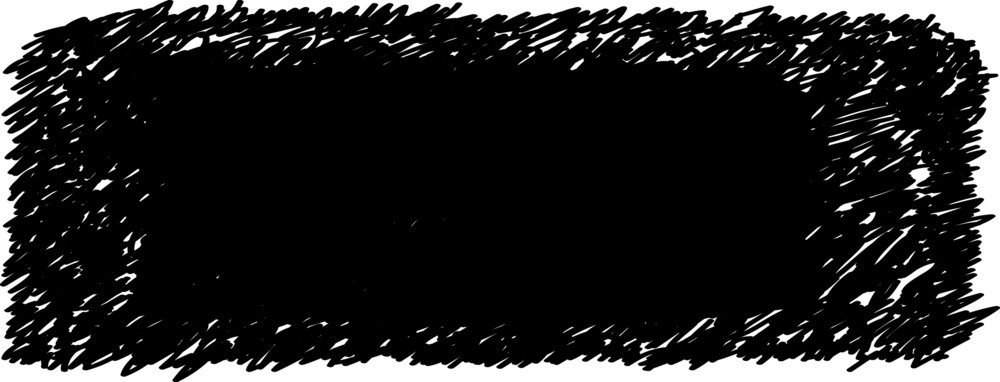 Grunge Scribble Banner