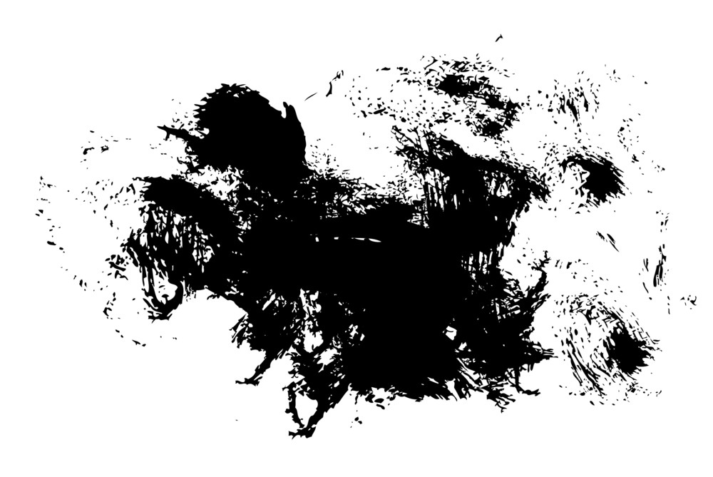 Grunge Stains Vector
