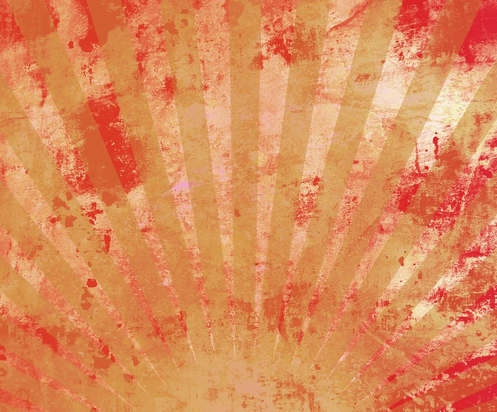Grunge Sunbeam Background
