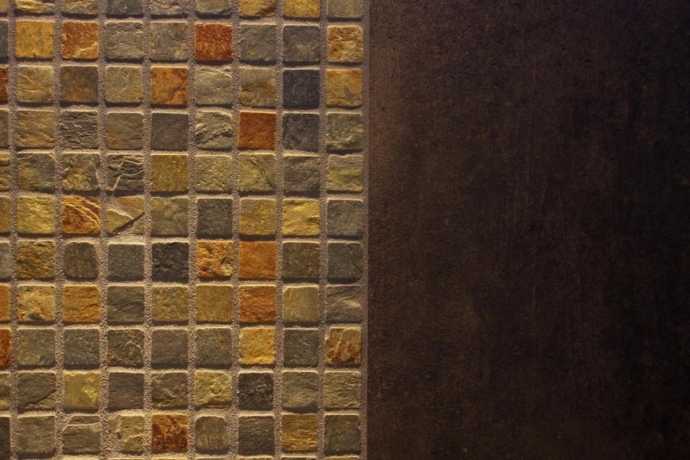 Grunge Tiles Wall Texture