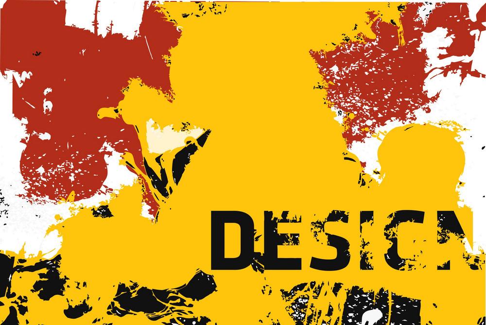 Grunge Vector Design