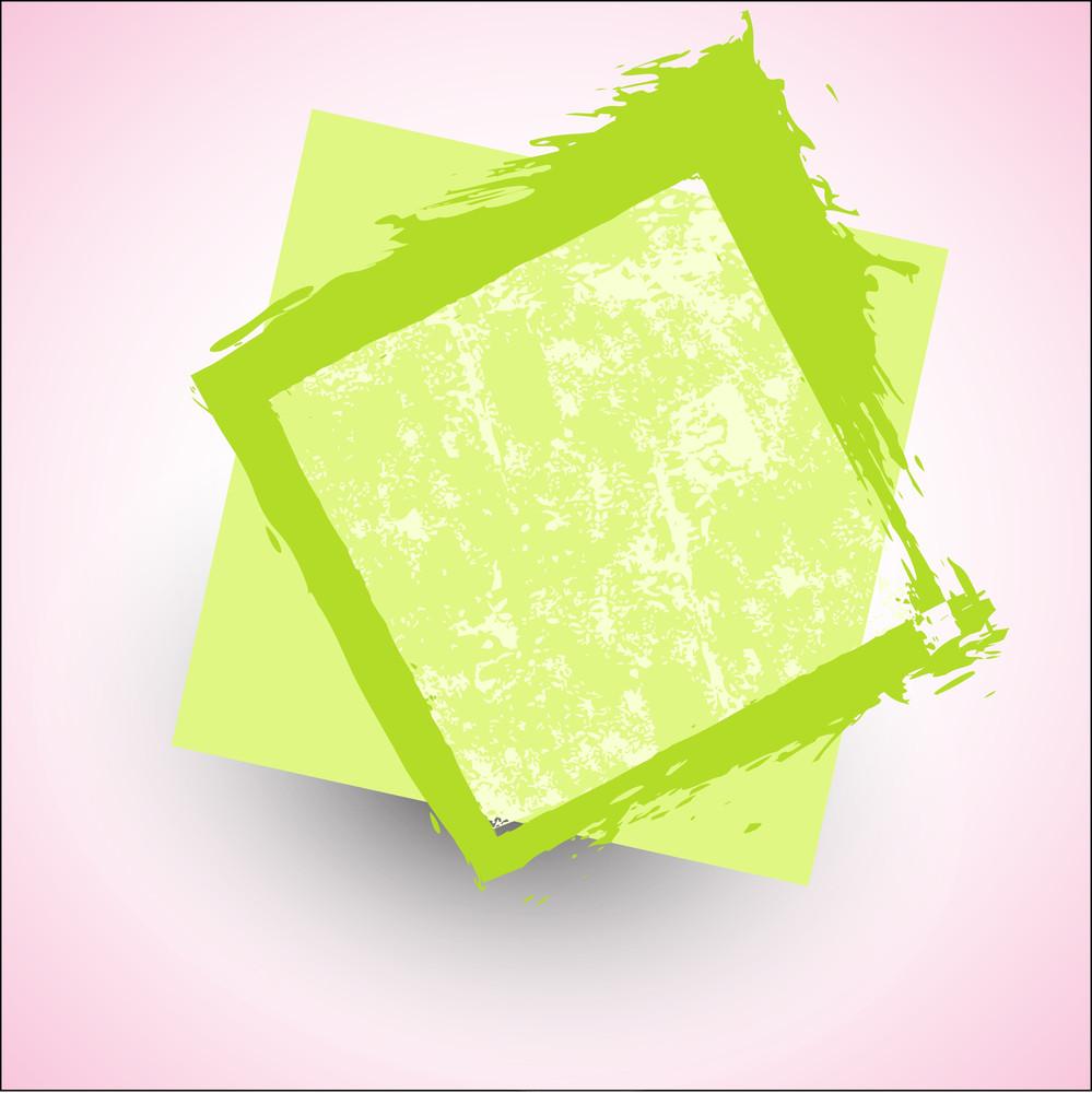 Grunge Vector Frame Vector Design