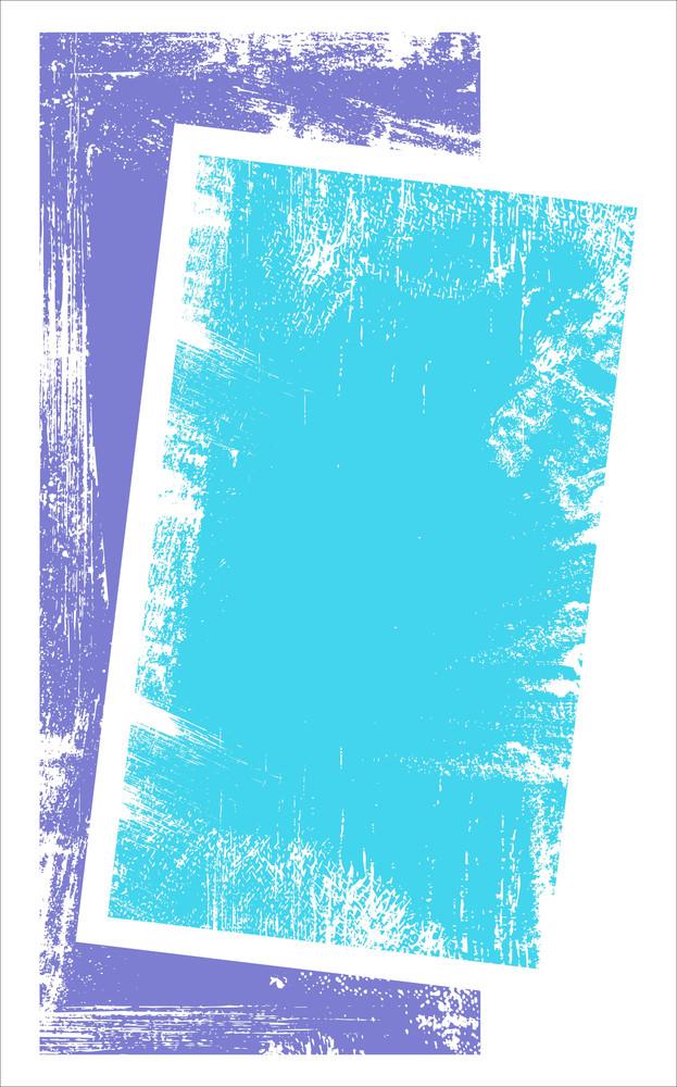 Grunge Vertical Banner Background