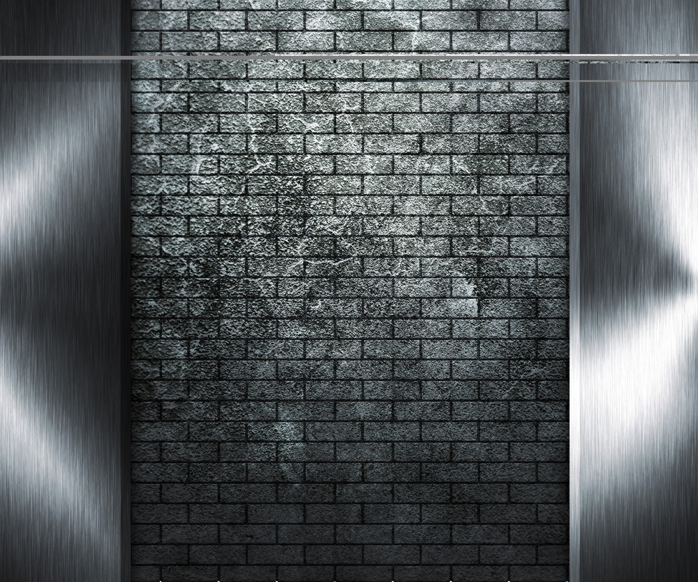Grunge Wall And Metal