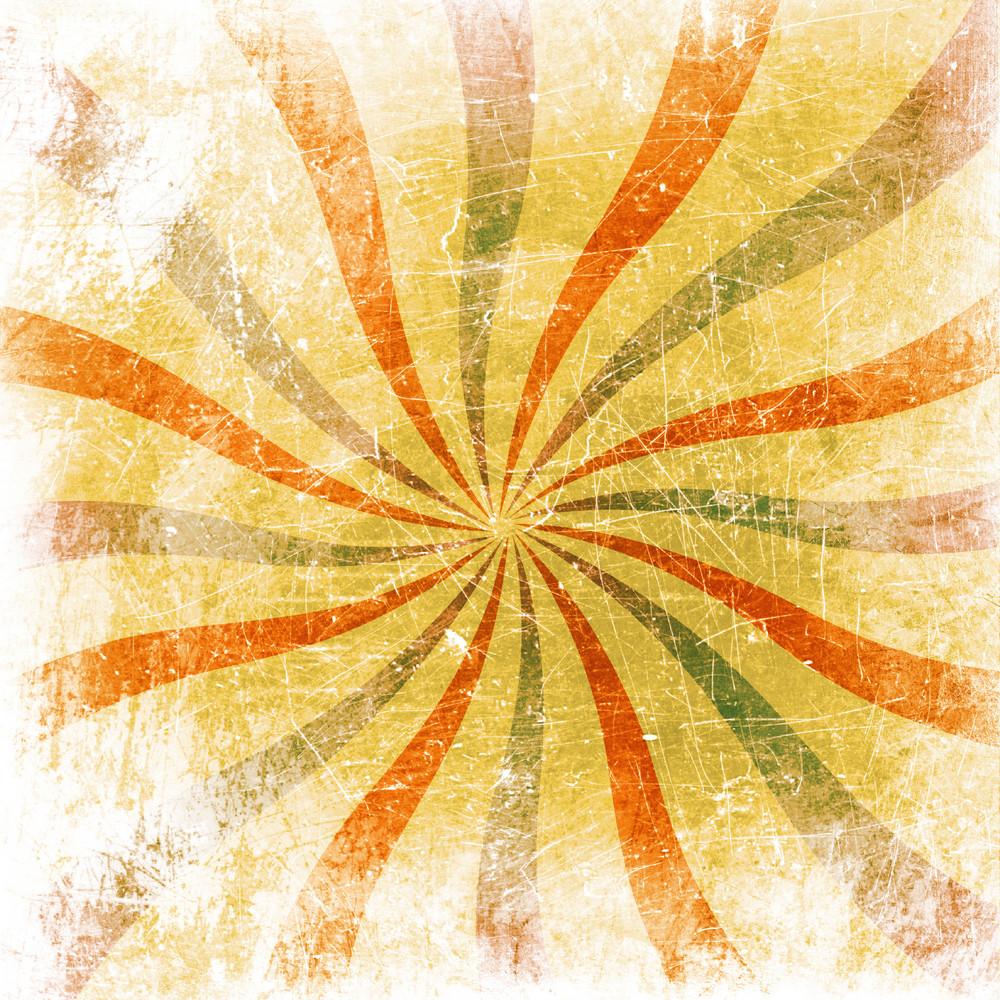 Grunge Wavy Lines Background