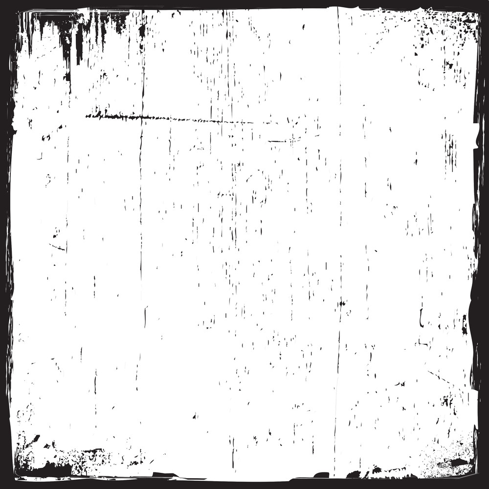 Grungy Black Frame