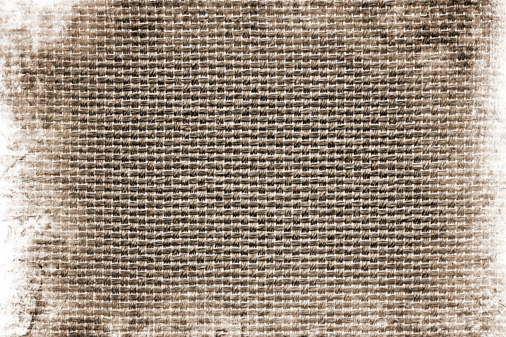 Grungy Canvas Texture Background