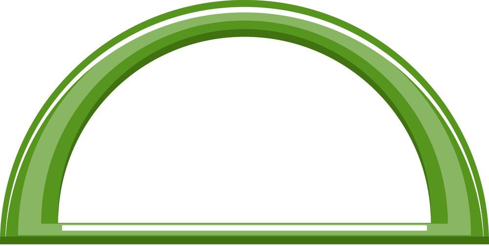 Half Circle Frame