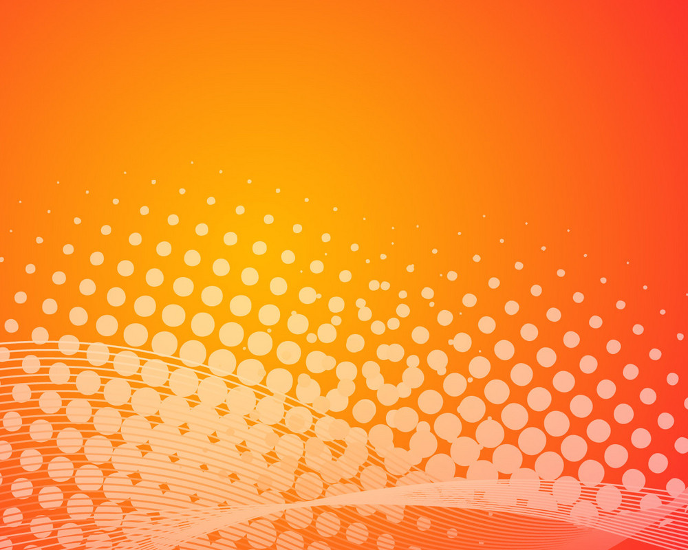 Halftone Texture Background