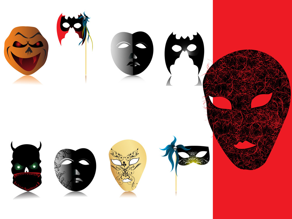 Halloween Designer Mask