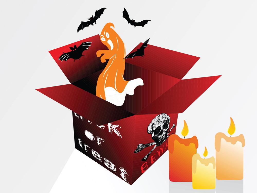 Halloween Eve Gift Box