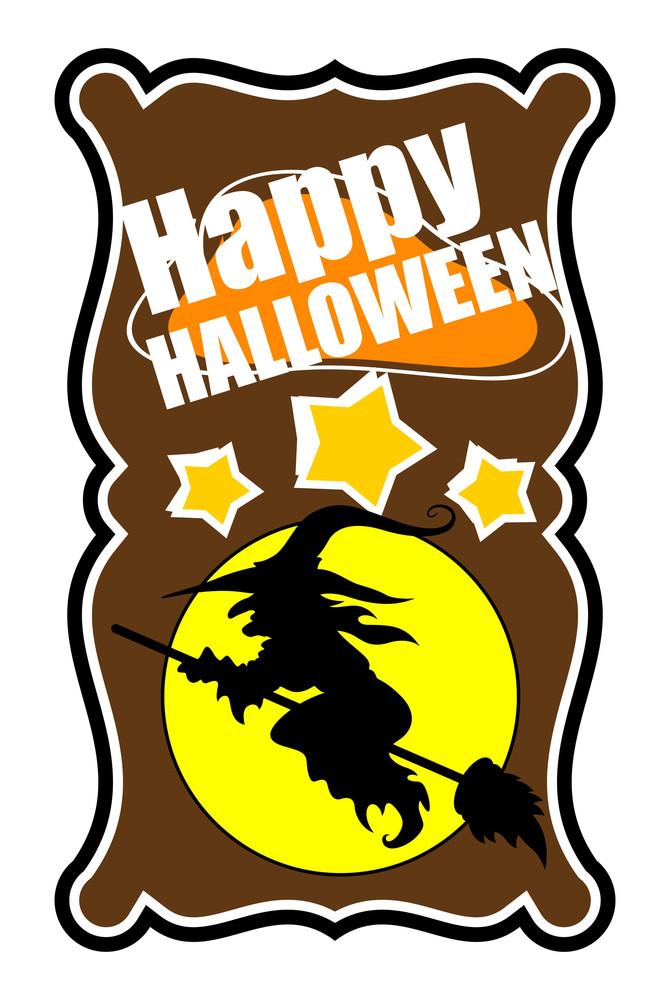 Halloween Graphic Banner