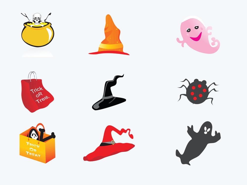 Halloween Icons Set_10