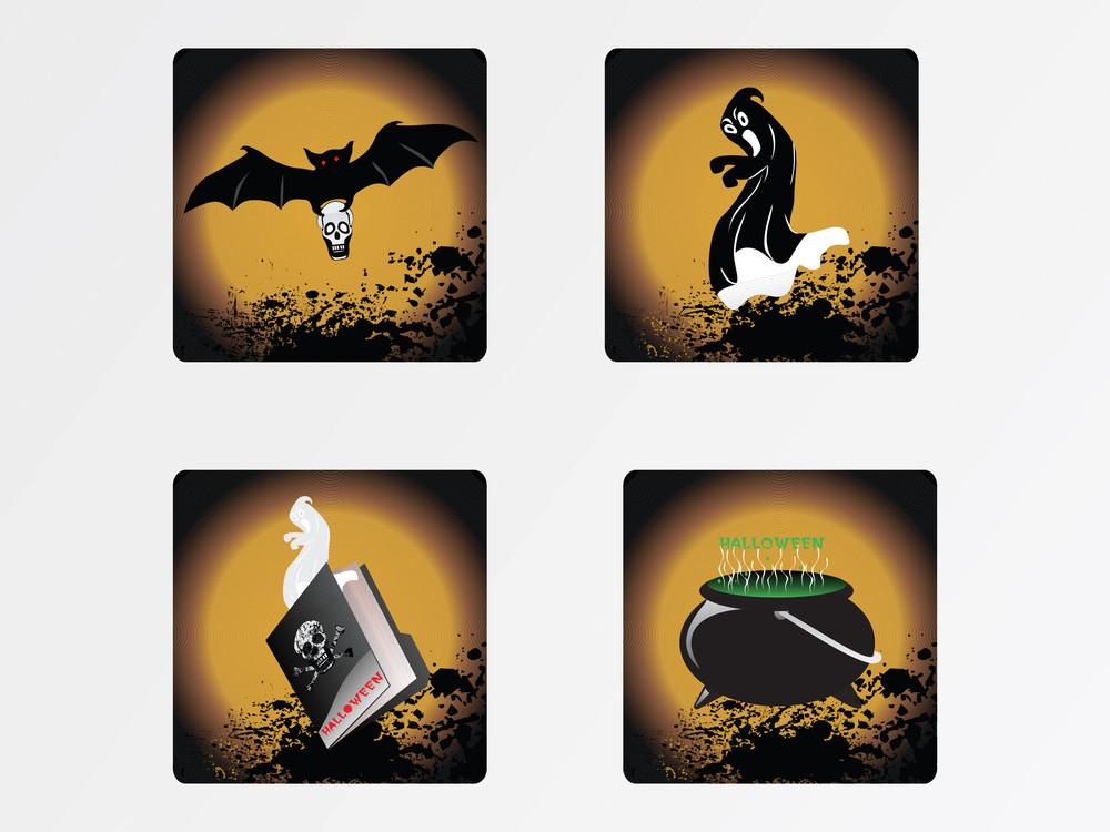 Halloween Icons Set_1