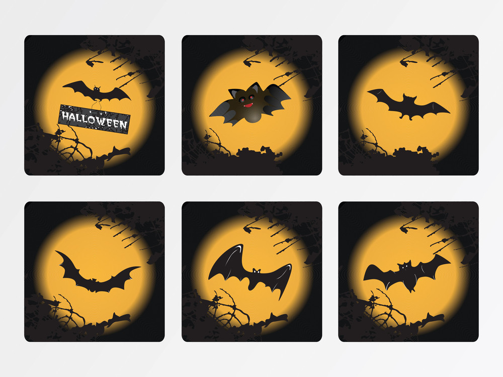 Halloween Icons Set_8
