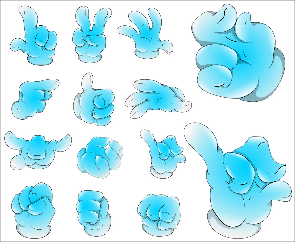 Hand Expressions