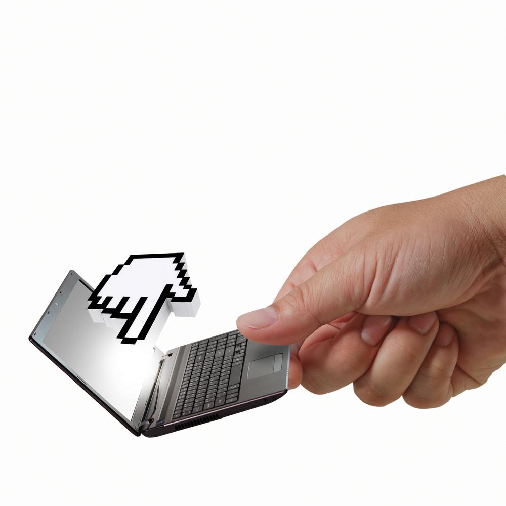 Hand Picks Laptop