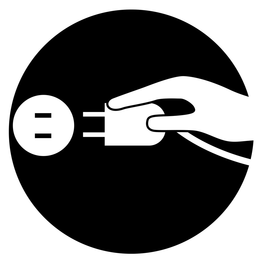 Hand Plug Outlet Retro