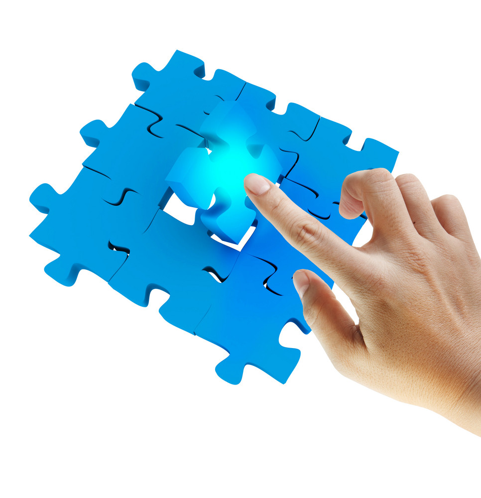 Hand Push Last Puzzle